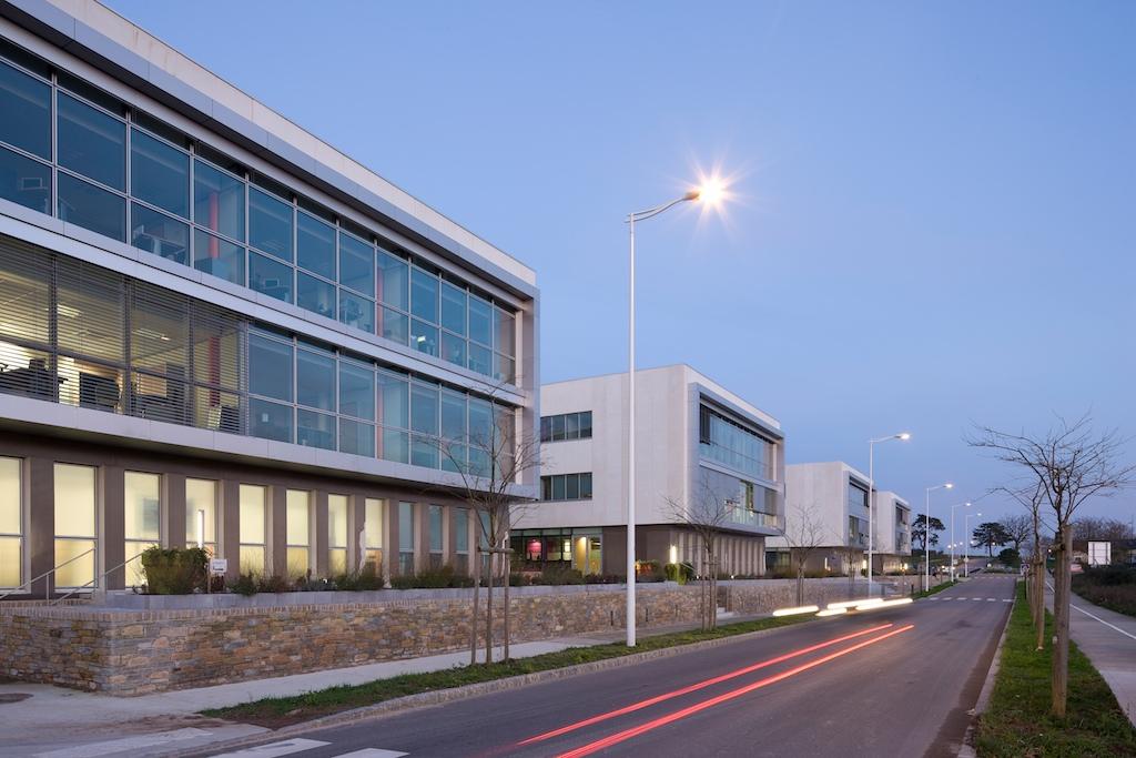 Tertiaire Bodreau Architecture