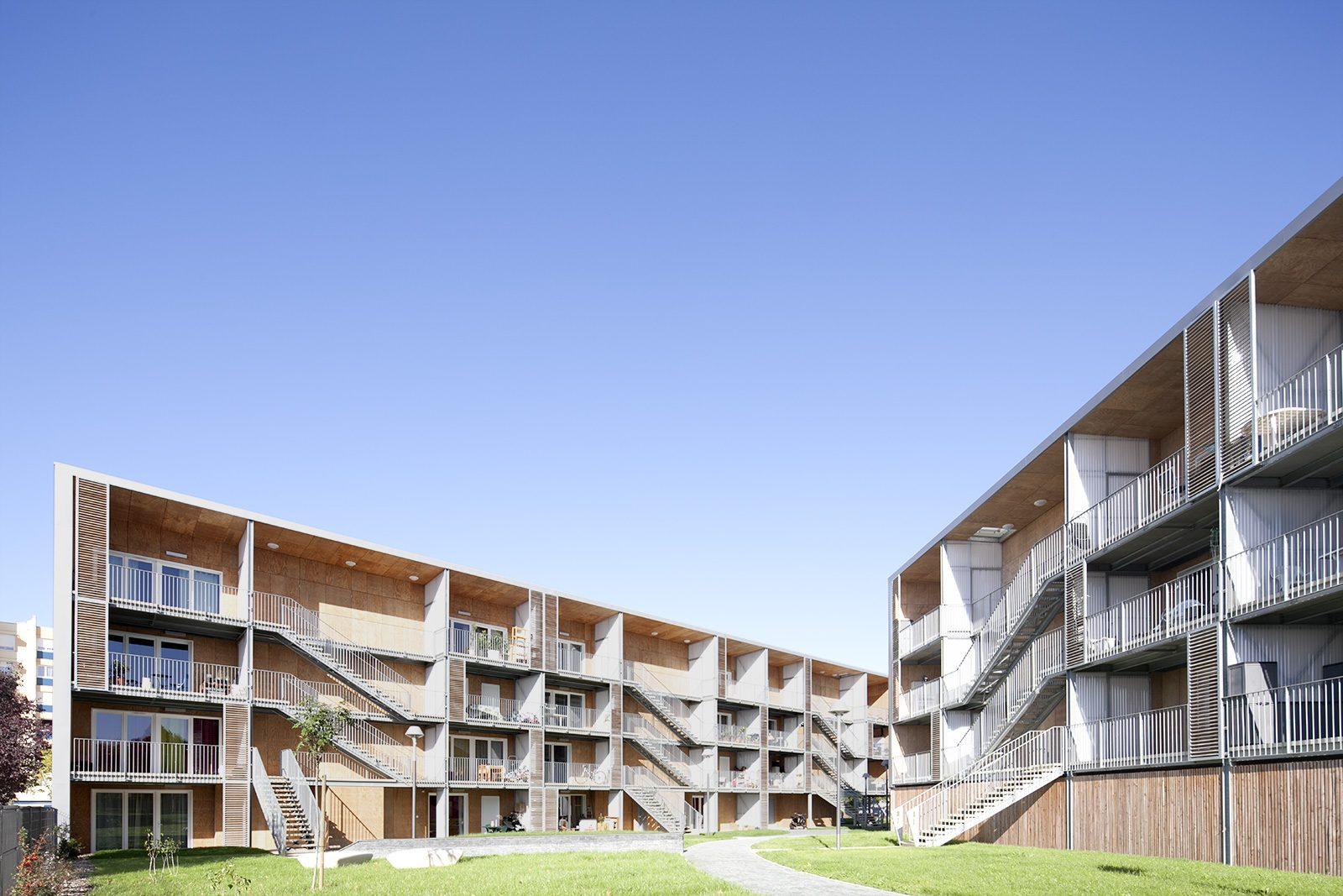 Résidentiel Bodreau Architecture